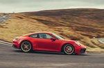 2019 Porsche 911 (992) side