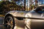 Ferrari Portofino 2019 left front detail shot
