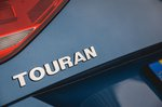 Volkswagen Touran 2019 Touran badge detail