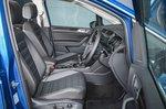 Volkswagen Touran 2019 RHD front seats