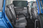 Volkswagen Touran 2019 rear seats