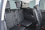 Volkswagen Touran 2019 RHD third row seats