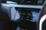 Audi E-Tron 2019 UK infotainment