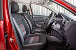 Dacia Logan MCV Estate 2019 RHD front seats