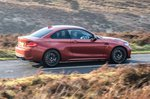 BMW M2 Competition 2019 osr tracking