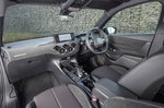 DS 3 Crossback 2019 UK front seats
