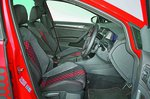 Volkswagen Golf GTI 2019 Performance interior