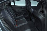 Volvo S60 2019 RHD rear seats