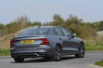 Volvo S60 2019 RHD rear cornering
