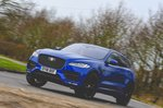 Jaguar F-Pace 2018 static shot