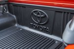 Toyota Hilux 2019 load bed