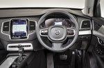 Volvo XC90 - interior