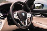 BMW 7 Series 2019 RHD dashboard detail