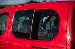 Vauxhall Combo Life 2019 side door detail