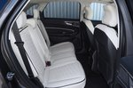 2019 Ford Edge rear seats