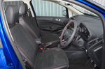 Ford Ecosport 2018 RHD front seats