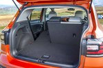 Volkswagen T-Cross 2019 boot open