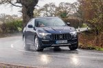 Maserati Levante 2019 RHD front cornering shot
