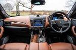 Maserati Levante 2019 RHD dashboard