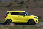 Suzuki Swift Sport panning