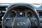 2019 Toyota Camry instruments
