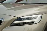 Volvo V40 Cross Country headlight