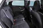 Volvo V40 Cross Country rear seats