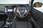 Nissan Navara - interior