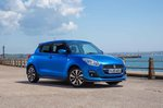 Suzuki Swift 2019 static front 3/4