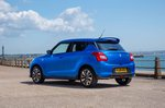 Suzuki Swift 2019 static left rear 3/4