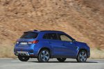 Mitsubishi ASX 2019 LHD rear right panning shot