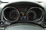 Mitsubishi ASX 2019 LHD dashboard cluster detail