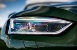 Audi RS5 Sportback 2019 headlight detail