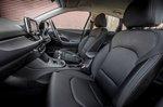 Hyundai i30 2019 RHD front seats