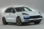 Porsche Cayenne 2018 front right static studio