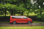 Vauxhall Vivaro Life 2019 wide right panning shot