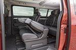 Vauxhall Vivaro Life 2019 RHD folding seats
