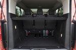 Vauxhall Vivaro Life 2019 RHD boot open