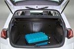 Volkswagen e-Golf 2017 RHD boot open