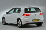 Volkswagen e-Golf 2017 RHD right rear studio