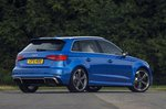 Audi RS3 RHD distant rear static