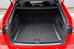 Audi S6 Avant boot