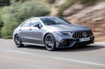 Mercedes-AMG CLA 45 S 2019 front right panning
