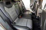 Mercedes-AMG CLA 45 S 2019 LHD rear seats