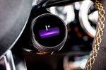 Mercedes-AMG CLA 45 S 2019 LHD dashboard detail