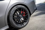 Mercedes-AMG CLA 45 S 2019 wheel detail