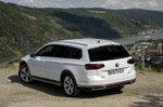 Volkswagen Passat Alltrack 2019 rear static