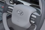 Hyundai Nexo 2019 RHD steering wheel detail