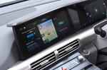 Hyundai Nexo 2019 RHD dashboard detail