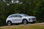 Hyundai Nexo 2019 right side panning